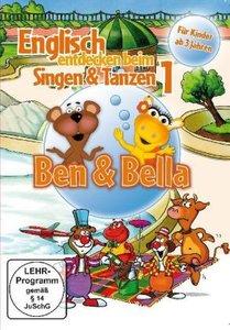 Ben & Bella - Englisch entdecken beim Singen & Tanzen 1