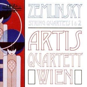 Zemlinsky Streichquartette 1+2