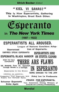 Esperanto in the New York Times (1887 - 1922)