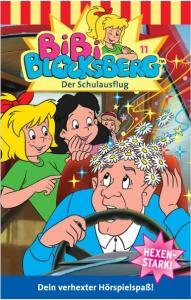 Bibi Blocksberg 011. Der Schulausflug. Cassette