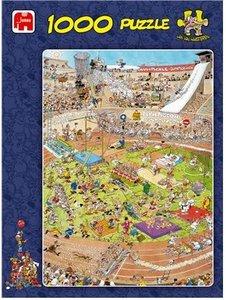 Jan van Haasteren - Olympiade - 1000 Teile Puzzle