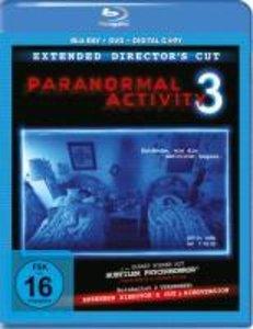 Paranormal Activity 3. Blu-ray + DVD