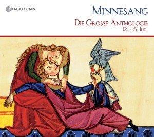 Minnesang-Die Grosse Anthologie