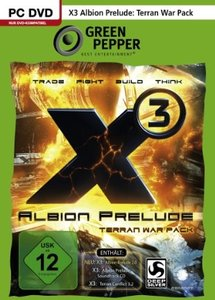 Green Pepper: X3 - Terran War Pack (Add-On)