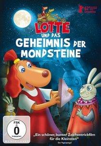 Lotte und das Geheimnis der Mondsteine