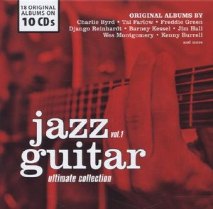 Ultimate Jazz Guitar Collection Vol.1