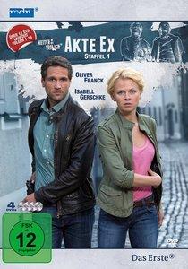 Akte Ex Staffel 1+2 (4 DVDs)