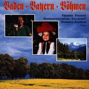 Baden-Bayern-Böhmen