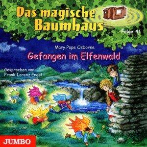 Das Magische Baumhaus 41/Gefangen Im Elfenwald