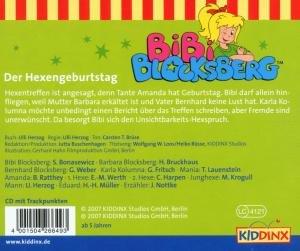Bibi Blocksberg 49. Der Hexengeburtstag