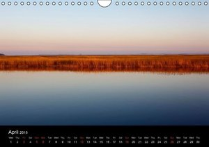 Up to the horizon / UK-Version (Wall Calendar 2015 DIN A4 Landsc