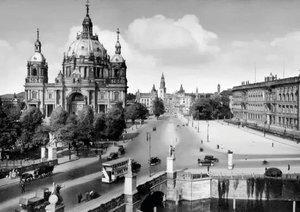 Grüße aus dem alten Berlin (Posterbuch DIN A3 quer)