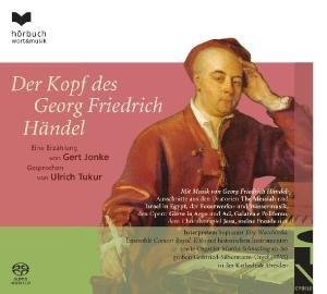 Der Kopf Des Georg Friedr.Händel