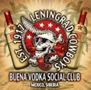 Buena Vodka Social Club-Limited