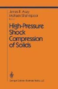 High-Pressure Shock Compression of Solids