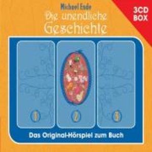 DIE UNENDLICHE GESCHICHTE - 3-CD HÖRSPIELBOX