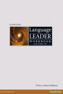 Language Leader Elementary Workbook without Key and Audio CD Pac