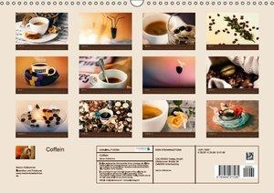 Coffein (Wandkalender 2016 DIN A3 quer)