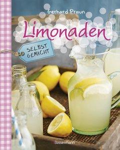 Limonaden selbst gemacht - weniger Zucker, mehr Genuss.
