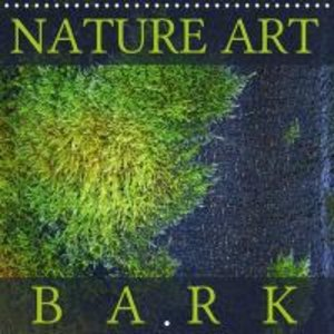 Nature Art Bark (Wall Calendar 2015 300 × 300 mm Square)