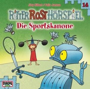 Ritter Rost Hörspiel 14. Die Sportskanone