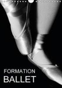 Formation Ballet (Calendrier mural 2015 DIN A4 vertical)