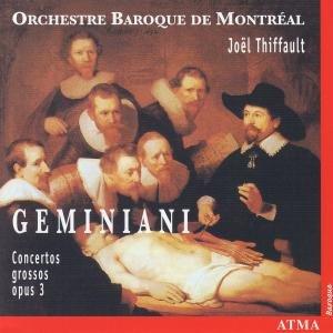 Concerti grossi,op.3