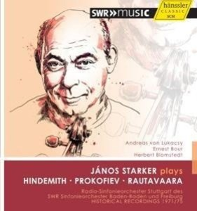 Janos Starker plays Hindemith