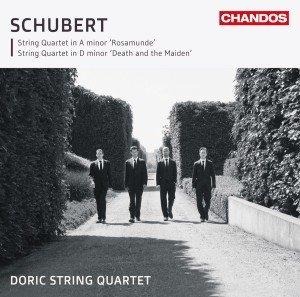 Streichquartette D 804 & D 810