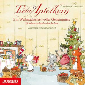 Tilda Apfelkern. Ein Weihnachtsfest voller Geheimnisse - 24 Adve