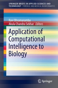 Application of Computational Intelligence to Biology