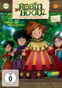 (9)DVD z.TV-Serie-Geld Für Die Waisenkinder