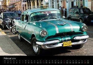 Cuba Cars (Wandkalender 2016 DIN A3 quer)