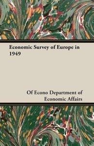 Economic Survey of Europe in 1949
