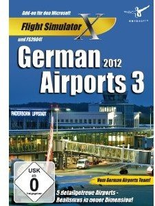 Flight Simulator X - German Airports 3-2012