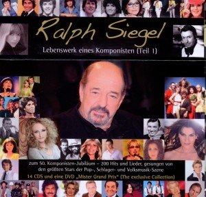 Ralph Siegel-Lebenswerk eines Komponisten