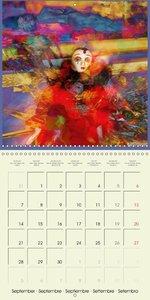 METAMORPHOSES (Wall Calendar 2015 300 × 300 mm Square)