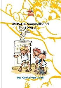 MOSAIK Sammelband 57.Das Orakel von Delphi