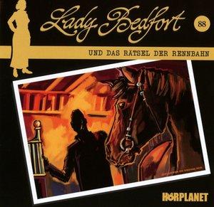 Lady Bedfort 88. Das Rätsel der Rennbahn