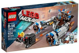 LEGO® Lego Movie 70806 - Burg Kavallerie
