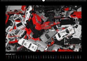 Autos aus der Spielzeugkiste (Wandkalender 2017 DIN A2 quer)