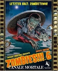 Zombies!!! 6: Canale Mortale