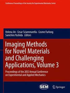 Imaging Methods for Novel Materials and Challenging Applications