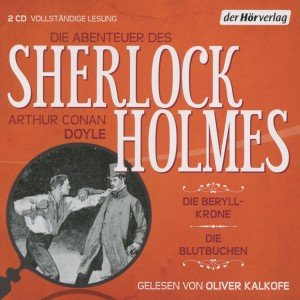 Die Abenteuer des Sherlock Holmes: Die Beryll-Krone & Die Blutbu