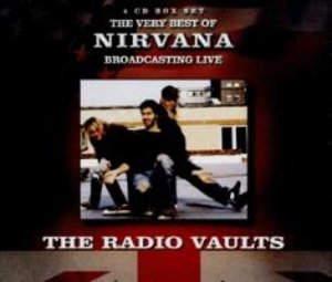 Radio Vaults-Best of Nirvana Broadcasting Live
