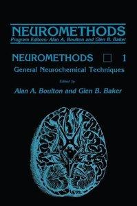 General Neurochemical Techniques