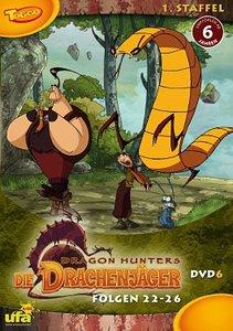 Drachenjäger DVD 6,St.1,Flg 22-26