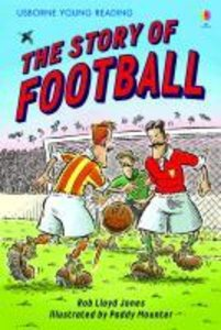 The Story of Football. Book + CD