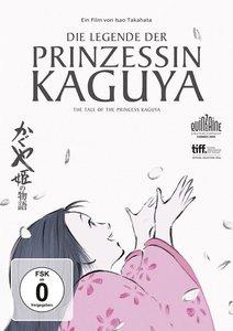 Die Legende der Prinzessin Kaguya (Amaray)