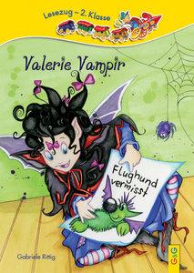 Valerie Vampir - Flughund vermisst
